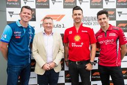 Garth Tander, Garry Rogers Motorsport, Larry Perkins, Fabian Coulthard, Rick Kelly