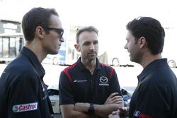 #77 Mazda Team Joest Mazda DPi: René Rast, #55 Mazda Team Joest Mazda DPi: Harry Tincknell, Jonathan