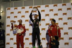 Podio Trofeo Italia Gran Turismo