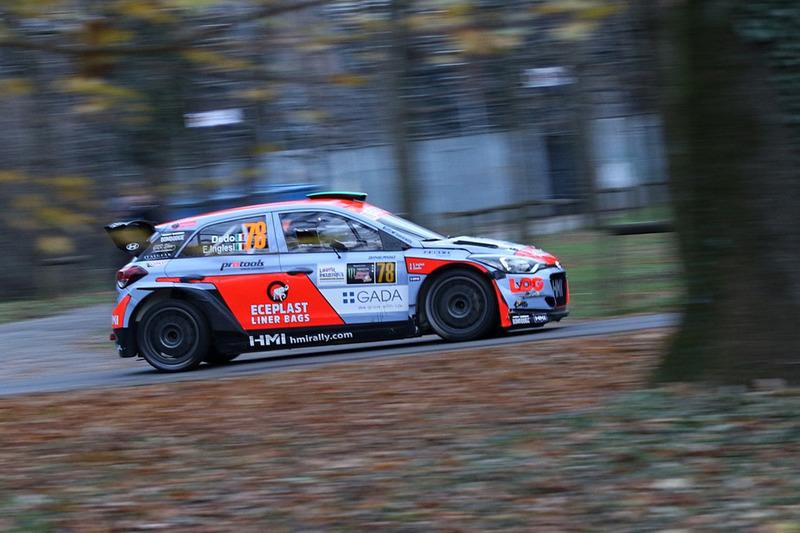 Dedo, Emanuele Inglesi, Hyundai i20