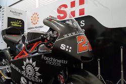 La moto de Sam Lowes, Swiss Innovative Investors