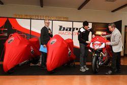 Michele Pirro, Barni Racing Team