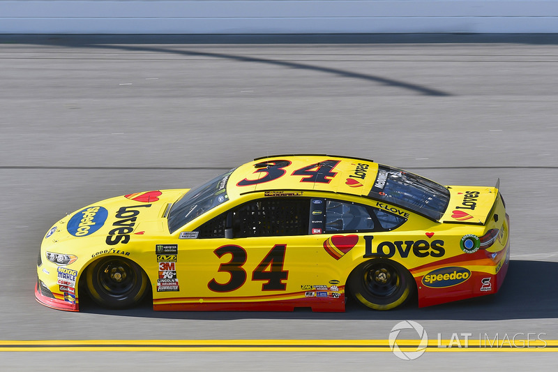 9. Michael McDowell, Front Row Motorsports, Ford