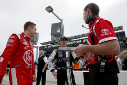 Christopher Bell, Joe Gibbs Racing, Rheem Toyota Camry Brandon Jones, Joe Gibbs Racing, Juniper Toyo