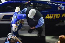 Chase Elliott, Hendrick Motorsports Chevrolet Camaro, Rick Hendrick
