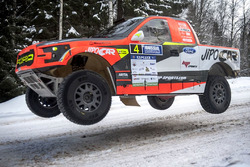 #4 MP-Sports Ford F150 Evo: Martin Prokop, Jan Tomanek