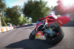 Isle of Man TT oyunu ekran görüntüsü