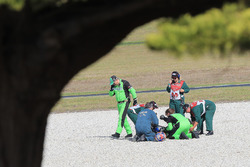 Kenan Sofuoglu, Kawasaki Puccetti Racing kaza sonrası