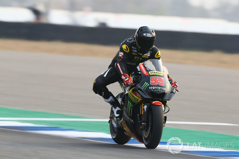 2018 - Hafizh Syahrin (MotoGP)
