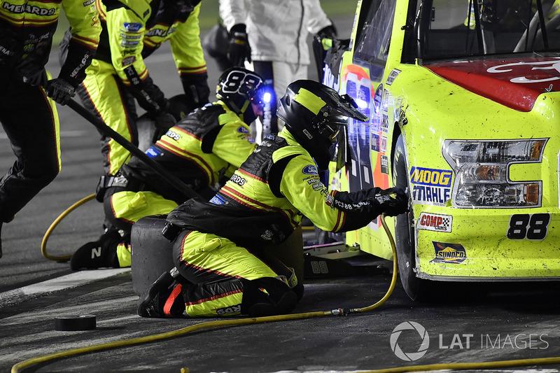 Matt Crafton, ThorSport Racing, Fisher Nuts/ Menards Ford F
