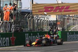 Winnaar Daniel Ricciardo, Red Bull Racing RB14