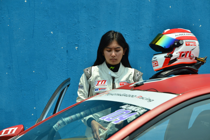 Alinka Hardianti, Toyota Team Indonesia