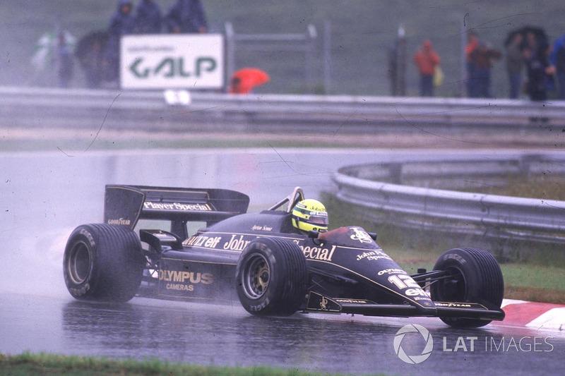 Ayrton Senna - 41 vitórias