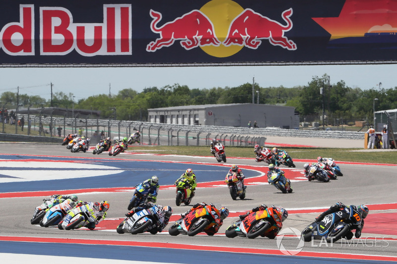 Luca Marini, Sky Racing Team VR46, Brad Binder, Red Bull KTM Ajo, Miguel Oliveira, Red Bull KTM Ajo