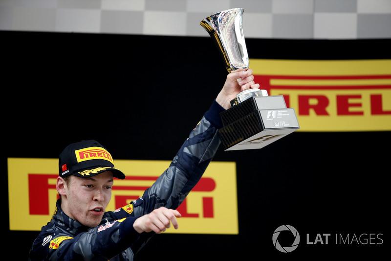 2016 - Red Bull / Toro Rosso, Daniil Kvyat