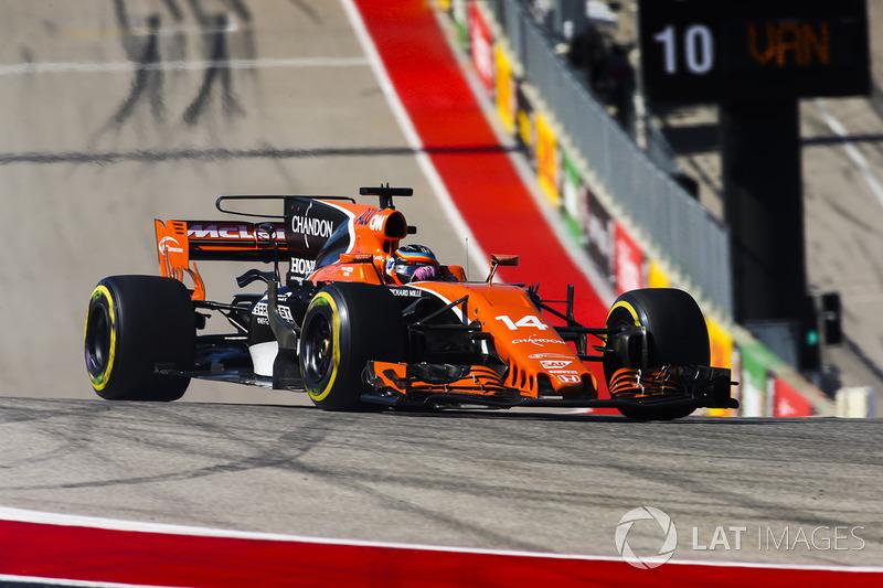 2017: McLaren-Honda MCL32