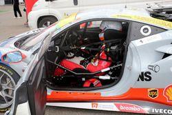 #399 Scuderia Autoropa Ferrari 488: Ingvar Mattsson