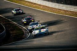 #79 Krohn Racing Porsche GT3 Cup: Tracy Krohn, Niclas Jönsson