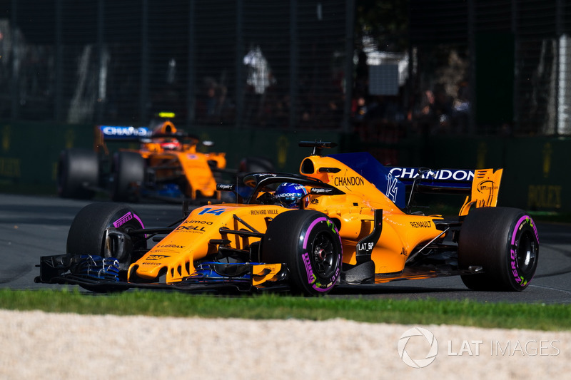 """Gran Premio de Australia 2018: """"Now we can fight"""""""