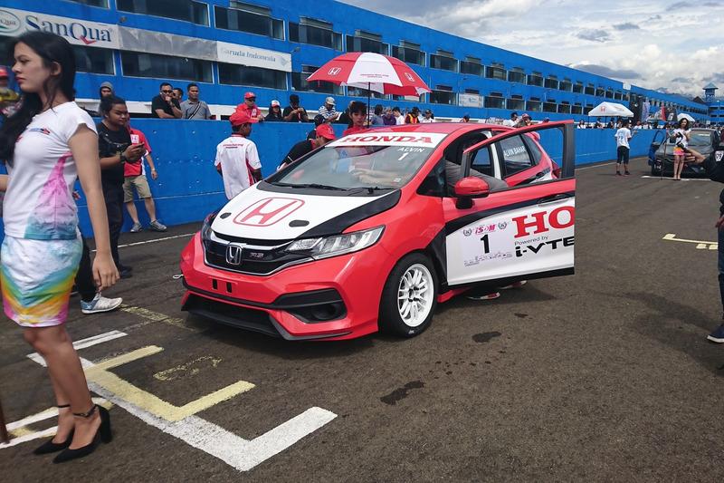 Alvin Bahar, Honda Racing Indonesia, ITCC 1600 Max