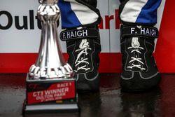 #75 Optimum Motorsport Aston Martin V12 Vantage GT3: Flick Haigh