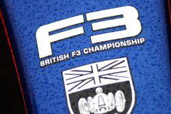 Logo: Britische Formel 3