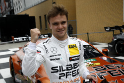 Pole-position voor Lucas Auer, Mercedes-AMG Team HWA