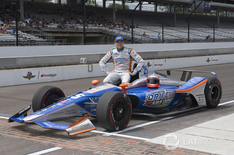 23. Stefan Wilson, Andretti Autosport, Honda