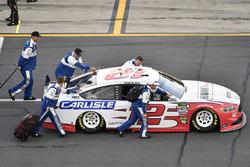 Ryan Blaney, Team Penske, Ford Fusion Hawk/Carlisle