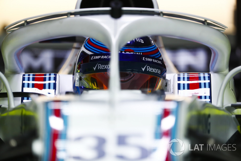 12: Sergey Sirotkin, Williams Racing, 1'13.702