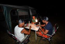 L'ambiance dans le camping