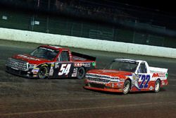 Chris Windom, DGR-Crosley, Toyota Tundra Baldwin Brothers / CROSLEY BRANDS an Austin Self, AM Racing, Chevrolet Silverado GO TEXAN