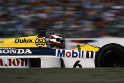 Winner Nelson Piquet, Williams FW1