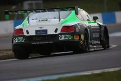 Ian Loggie, Callum Macleod Team Parker Racing Ltd Bentley Continental GT3