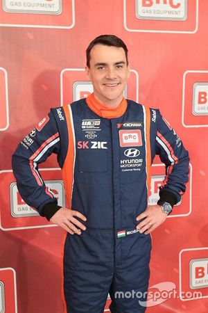 Norbert Michelisz, BRC Racing Team