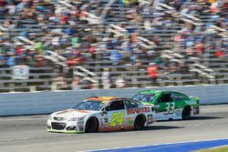 Chase Elliott, Hendrick Motorsports Chevrolet, Jeffrey Earnhardt, Circle Sport – The Motorsports Gro