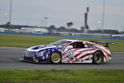 #57 TA Cadillac CTSV: David Pintaric of Kryderacing