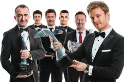 2016 Autosport Awards winners