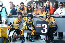 Le deuxième, Gabriel Rodrigo, RBA Racing Team