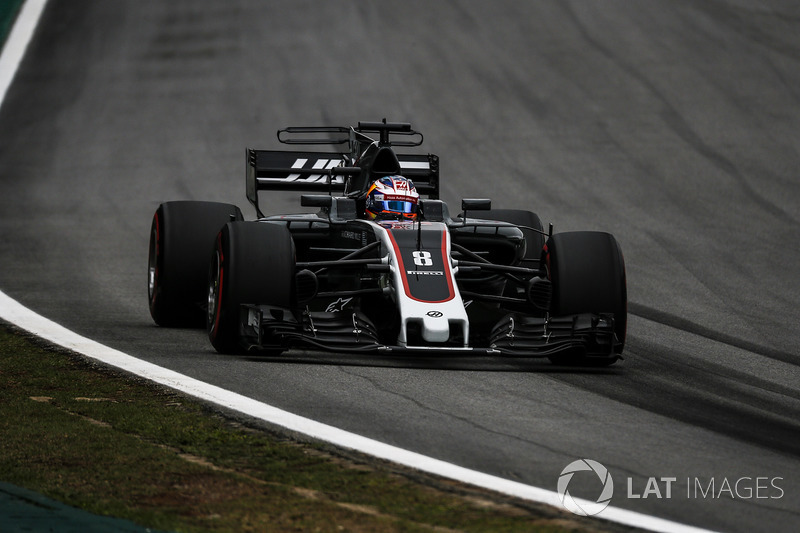 11: Romain Grosjean, Haas F1 Team VF-17