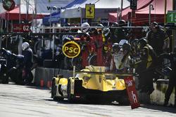 Пит-стоп: Симон Труммер, Роберт Алон, Нельсон Панчатичи, JDC/Miller Motorsports, ORECA 07 (№85)