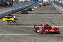 #31 Action Express Racing Cadillac DPi, P: Eric Curran, Mike Conway, Felipe Nasr