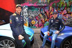 Daniel Ricciardo, Red Bull Racing ve Max Verstappen, Red Bull Racing