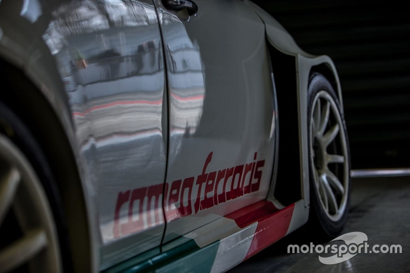 Alfa Romeo Giulietta TCR by Romeo Ferraris, dettaglio