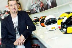 Kris Wauters, F1-commentator Play Sports