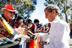 Alain Prost, Renault Sport F1 Team, speciaal adviseur