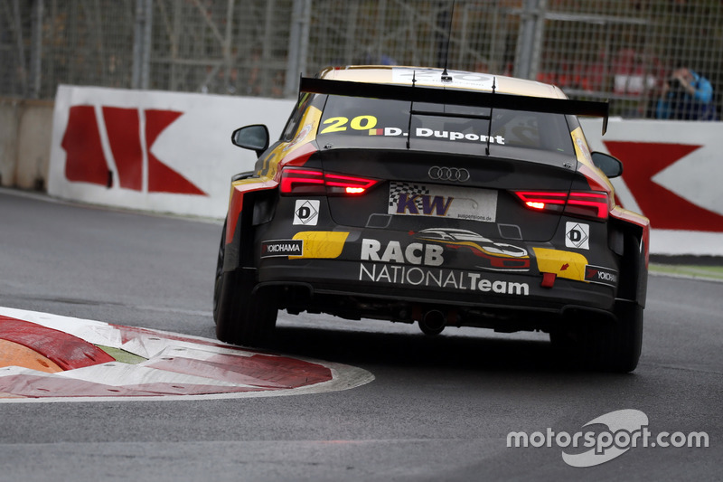 Denis Dupont, Comtoyou Racing Audi RS 3 LMS