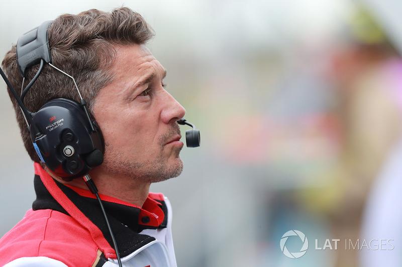 Lucio Cecchinello Team LCR Honda Director