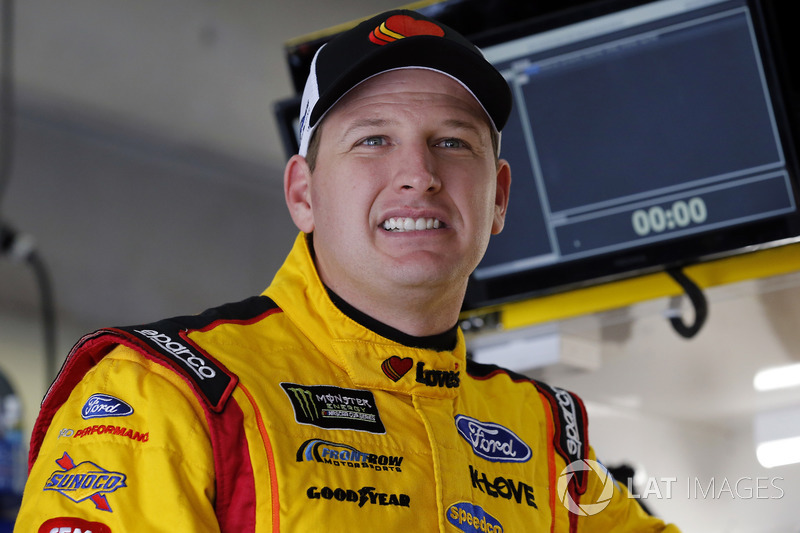 Kandidat auf Front-Row-Cockpit 2019: Michael McDowell