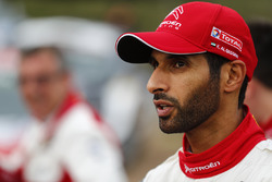 Khalid Al-Qassimi, Citroën World Rally Team